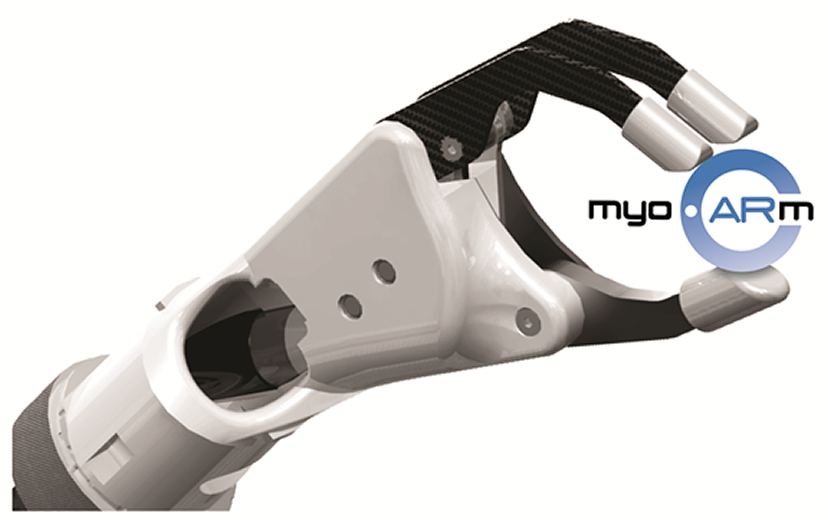 Logo myo.ARm